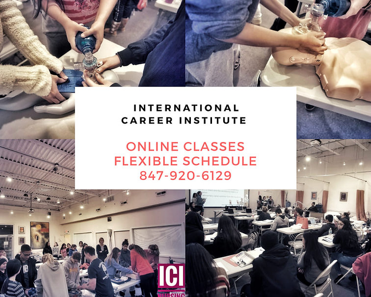 Online CNA Classes Chicago Illinois 2019