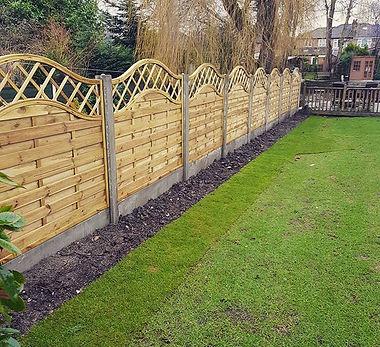 Fence fitted in Timperley__#instagarden #instagardenlovers #garden_styles #gardenlove#out