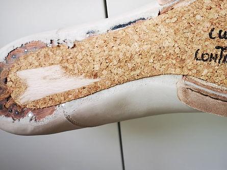 Cambrion bois et plaque de liège