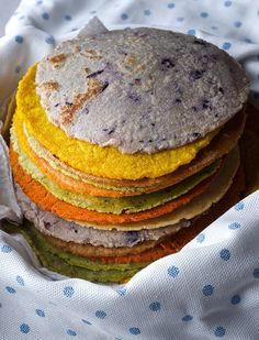 Regular and Gourmet Flour Tortilla