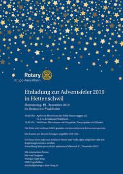Rotary Einladung
