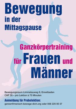 Plakat Patricia Gerwer