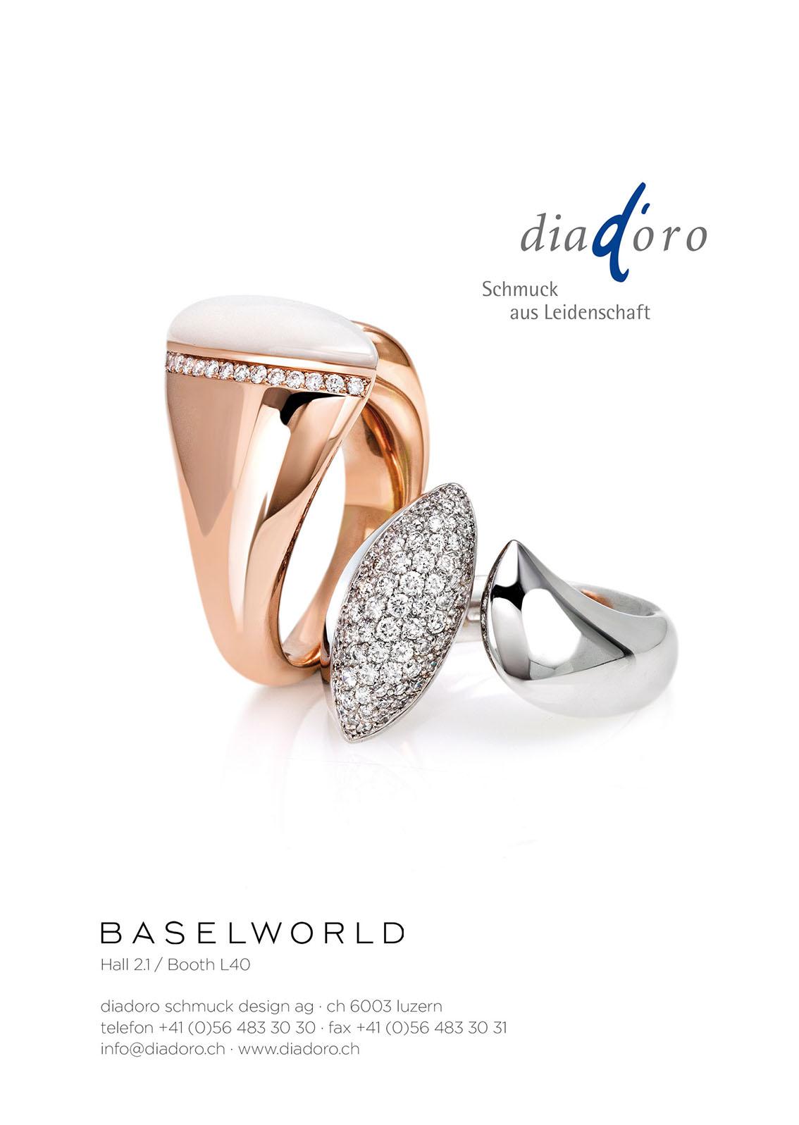 Diadoro Baselworld