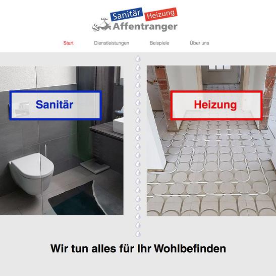 Jakob Affentranger Sanitär-Heizung