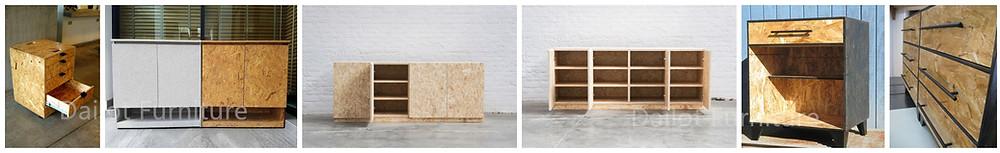 Dailot Furniture Custom Made Storage Cabinets