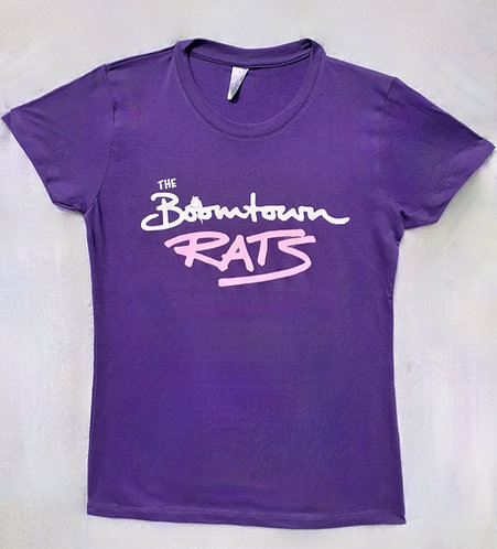 The Boomtown Rats ( Ladies fit only)