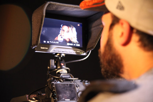 "Behind the Scenes: Polaroid"""