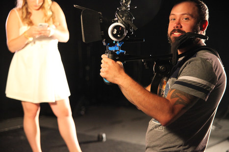 Behind the Scenes: Polaroid