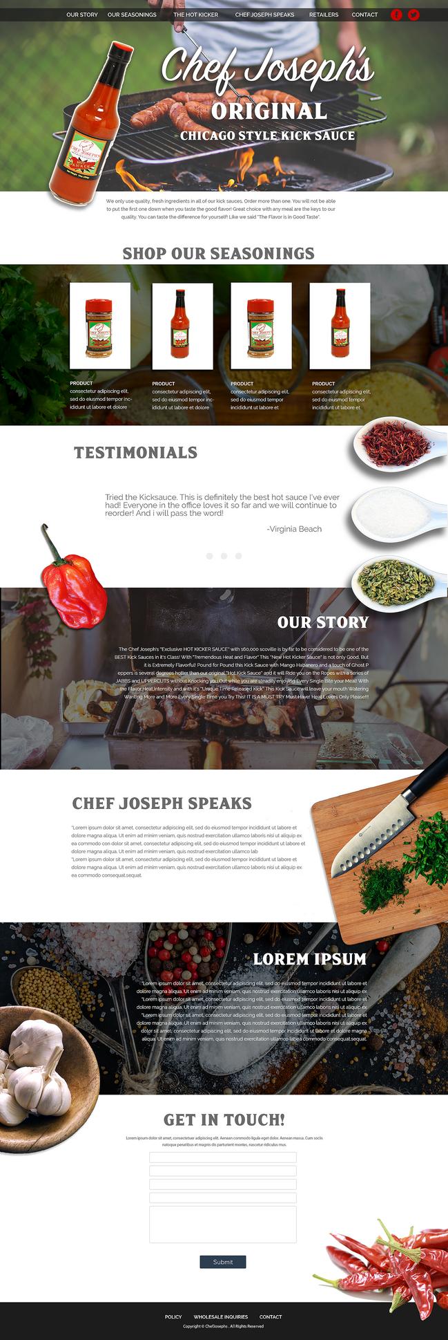 Chef Joeseph's