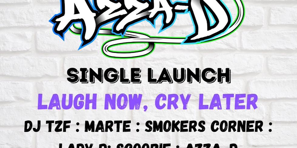 Azza D Single Launch