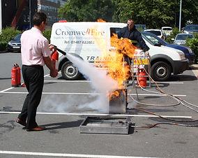 Fire Alarms Cambridge