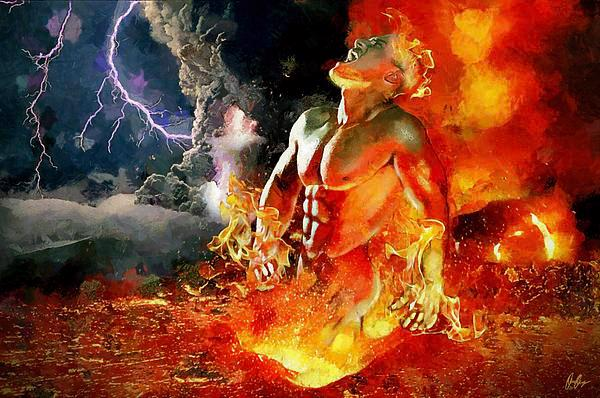 Facebook - In Greek mytholigy the god of fire is known as Hephaestus, and in Rom