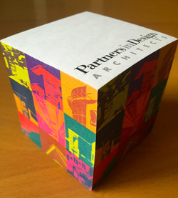 PID Architects Note Cube