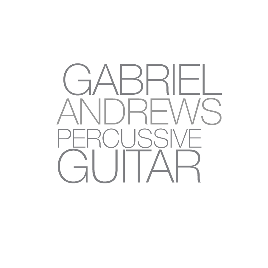 gabrielandrewspercussiveguitar