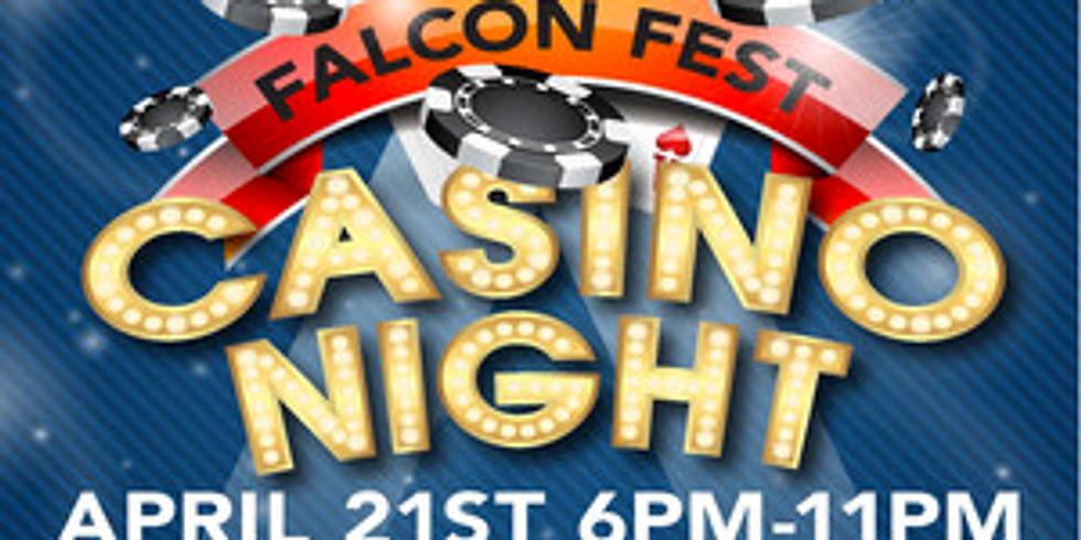 Falcon Fest: CASINO NIGHT