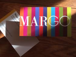 Margo Fliss Business Card