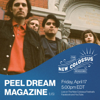 PEEL DREAM MAGAZINE