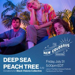 Deep Sea Peach Tree (US)