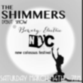 THE SHIMMERS