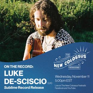 Luke De-Sciscio (UK)