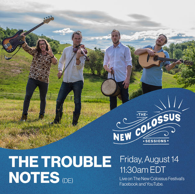 The Trouble Notes (DE)