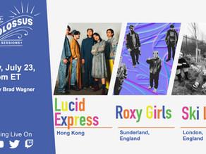 Ski Lift, Lucid Express and Roxy Girls