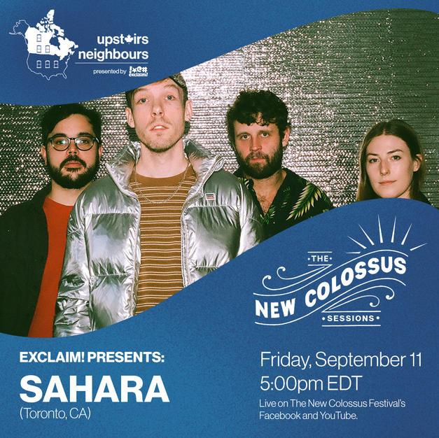 Sahara (Toronto, CA)