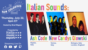 Italian Sounds: Ash Code, New Candys and Qlowski