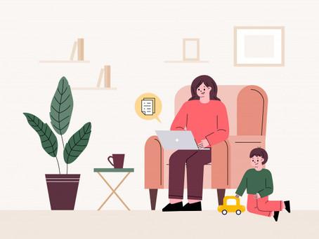 Pandemia + home office com crianças: aprendizados da quarentena