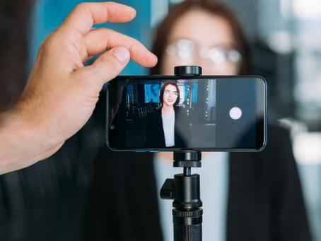 Quatro dicas pra você fazer um bom vídeo de apresentação