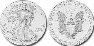 1 oz. Silver American Eagle