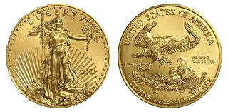 1 oz. Gold American Eagle