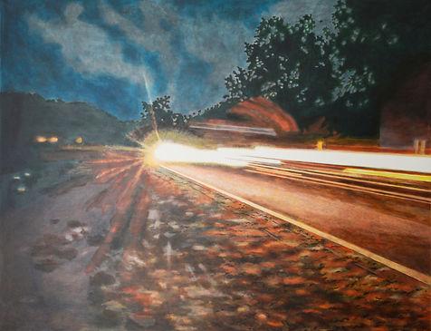 Pejzaz u pokretu- Slika sa putovanja, 14