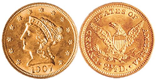 $2.5 Liberty