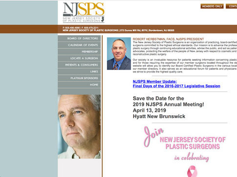 New Jersey Society of Plastic Surgeons