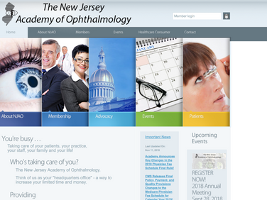 New Jersey Academy of Ophthalmology
