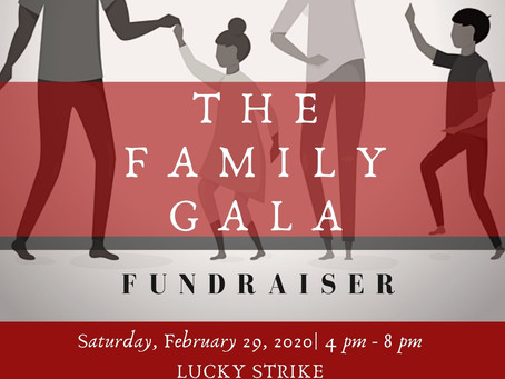 The Family Gala Red Carpet Fundraiser