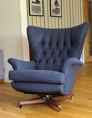 G Plan 6250 Swivel Chair
