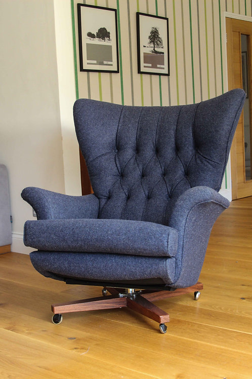 G Plan 6250 Swivel Chair