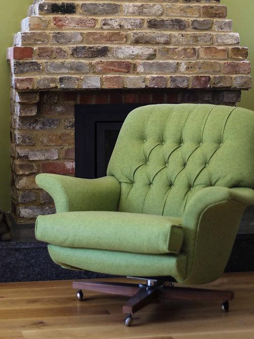 G Plan Swivel Chair