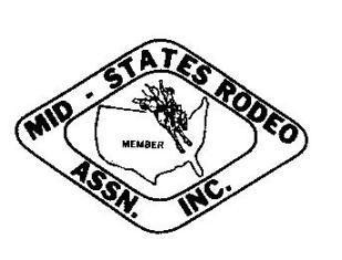 Midstates rodeo association