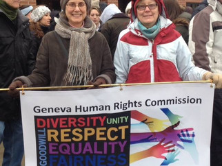 GHRC launches #IAmGeneva campaign