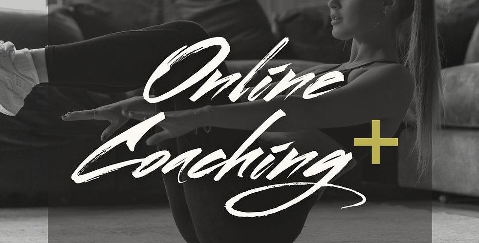 Online Coaching +PLUS