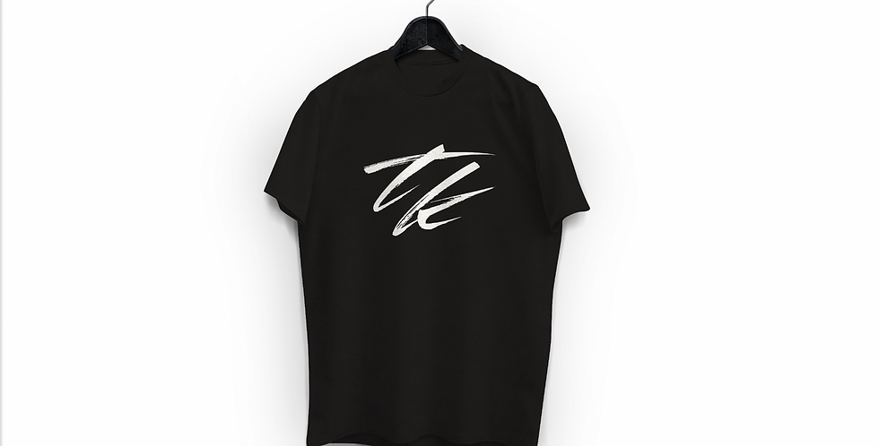 TK Black Tee - Men