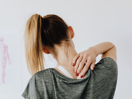 Weird Body Aches & Pains: The MOST Helpful *FREE* Thing You Can Do (Part 1.)