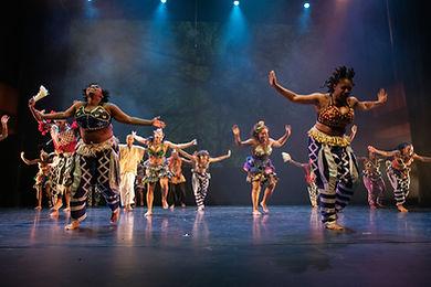 Muntu Dance Theatre 2020