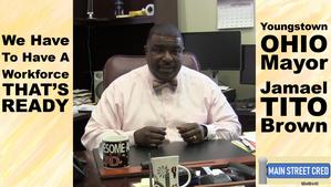Mayor Jamael Tito Brown Ready Workforce