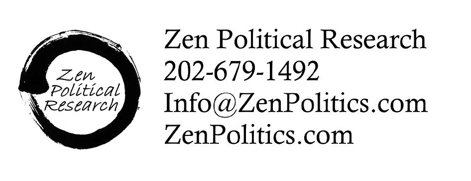 Zen Politics Logo andInfo