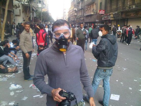 Taheer Sqaure - 2011 Revolution