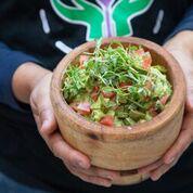 Cactus Guacamole